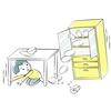 地震による転倒防止対策