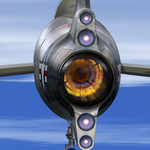 XF-91: Afterburner effect