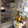 新年早々の冷蔵庫掃除。
