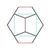 正十二面体から正複合多面体をつくる