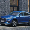 Audi Q5 Sportback登場
