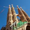 バルセロナでサグラダ・ファミリアをチラ見してマドリードへ - ヨーロッパ6か国鉄道旅(4)