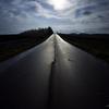 光へと 向かう道