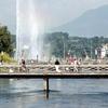 スイス レマン湖畔 〜ジュネーブ