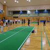 東SCバウンドテニス教室 第2回