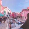 【ブラーノ島】カラフルで可愛い街♡