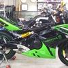 Ninja400R (車検整備)