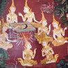 タイのお寺の地獄絵図