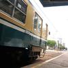 福鉄電車に乗って中華そばを食べに行く