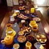 お菓子な朝食