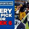【NFL 2020】Week6の結果速報(速報じゃなくなったけどね)