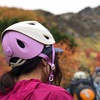 安全登山にヘルメットを!byなっちゃん