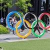 オリンピック開幕直前に会場周辺散歩したよ② あの映画の聖地 オリンピック会場