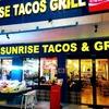 バンコクで本格的なメキシコ料理を食べるならここ!Sunrise Tacos Mexican Grill
