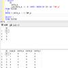 SQLServer : 列の変化点検出