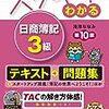【簿記3級合格】子持ちパート主婦の勉強方法
