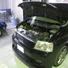 ステップワゴン レックス ATF交換。(神戸)