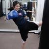 #キックボクシング #女子 も楽しく頑張ってますよ♪♪