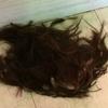 伸ばし続けた髪をバッサリ!!バッサリ切りました!!