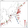 Notable Earthquakes in March 2014 in Japan