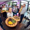 ウクライナで、NEMとPaytomatによる取引数の記録を打ち出すピザの日