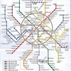 ロシア モスクワ地下鉄の4つの強烈な個性