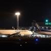 オスプレイ訓練-熊本空港で離発着