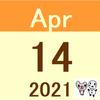 前日比11万円以上のプラス(4/13(火)時点)