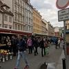 ヨーロッパひとり旅日記 9. プラハ2日目 ハヴェル市場とか街歩きとかカフェルーブルとか。
