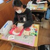 5年生:図工 5年生になったぼく、わたし