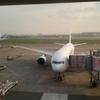 羽田空港で国内線に乗り遅れそうになった話