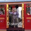 ミッキーの顔がうごく!踊る! 最高のアトモスショー「レッドカー・トロリー・ニュースボーイズ」 [DLR旅行記2014 DAY2-5]