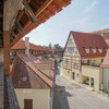 クレーターに作られた城塞都市ネルトリンゲンを歩く