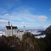 圧巻の絶景!冬にオススメしたいドイツのノイシュヴァンシュタイン城