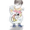 アイテムで特別感を演出、2歳男児秋のファッション図鑑
