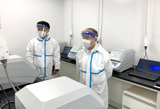 検査費用は1回2,000円と実費負担のみ。「東京PCR検査センター」が本格稼働