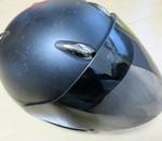 バイクヘルメットジェット型シールド交換の仕方!寿命と交換時期
