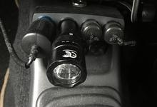 車に常備して常にフル充電!DIYでもキャンプでも便利なライト(懐中電灯)