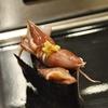豊洲の「寿司大」でお好み29(ほたるいか、煮はまぐり、ほうぼう、平貝他)。