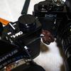 フィルムカメラ-OLYMPUS OM-1NとPENTAX MX