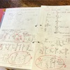 【復習力がすごい!】バレエレッスンのアーカイブビデオの書き起こしノート(生徒さんより)
