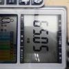 ダイエット10日目。今日の体重は65.05㎏でした。