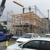 低燃費で快適な家の新築工事、その3