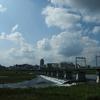空と歩く(第3回多摩川ウォーキングフェスタ)