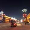 中国最北端の村をめざして 4  極寒の屋外市場がもはや衛生不衛生とかいうレベルじゃない
