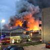 イギリスUCCの焙煎工場で火災が発生したそうです