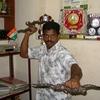 タミルの伝統棒術シランバム(Silambam)