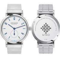 【金沢・香林坊】世界でも高い評価を得るドイツの時計ブランド「NOMOS」とのコラボウォッチが発売!「WING香林坊店」【PR】