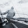 葉山港の風を呼ぶ!1等航海士は台風の前日でも出航! ベテランのスキッパーは超スリリングだった!