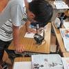 5年生:理科 おしべとめしべの観察